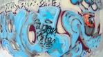 Graffiti Wolf Colors BW