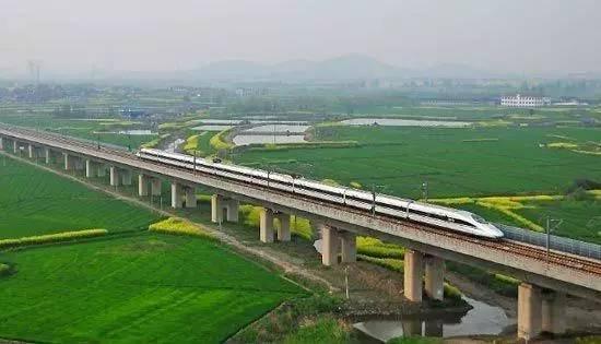 Världens byggnader: Danyang-Kunshan Grand Bridge