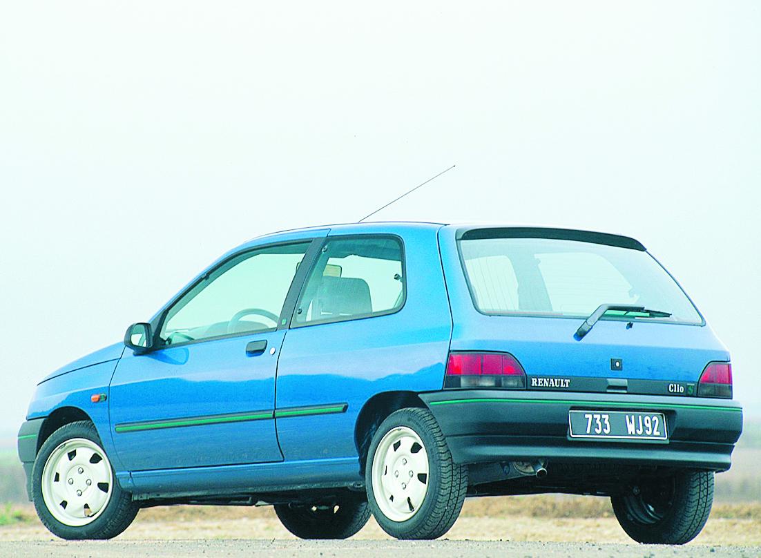 Bilar från A till Ö: Clio – berömd bil