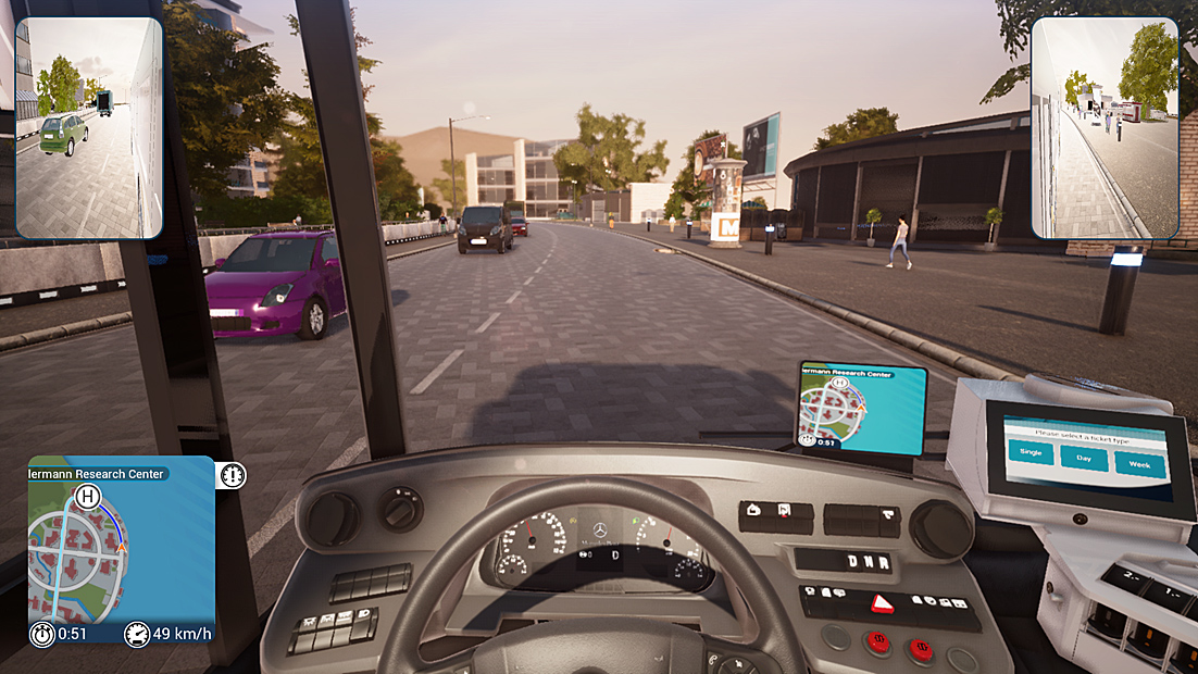 Spel: Bus Simulator