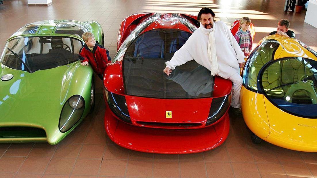 Bilar från A till Ö: Colani – allrounddesignern