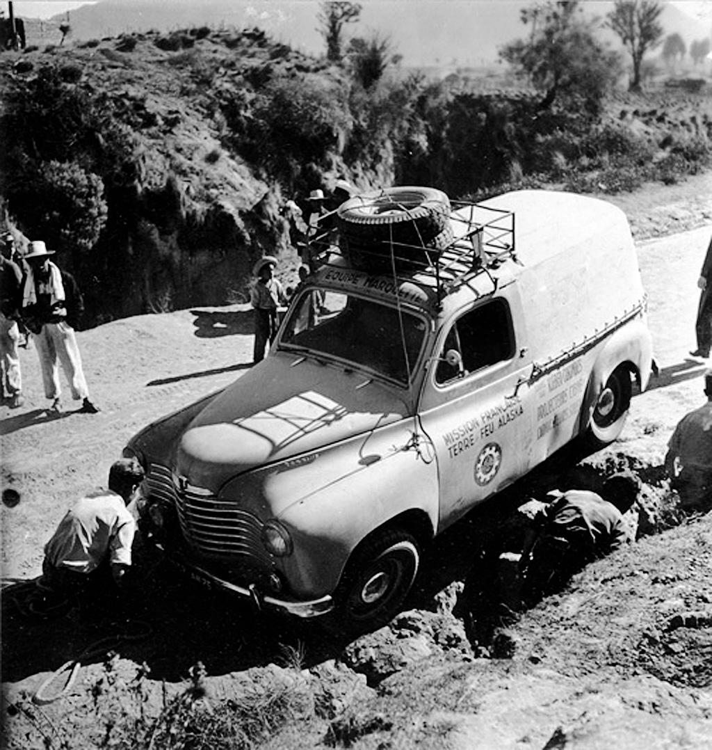 Bilar från A till Ö: Colorale – landvinnande laståsna