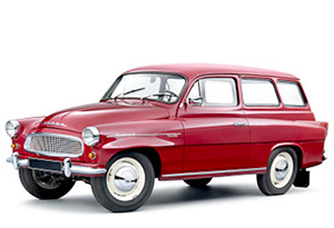 Bilar från A till Ö: Combi-nationen