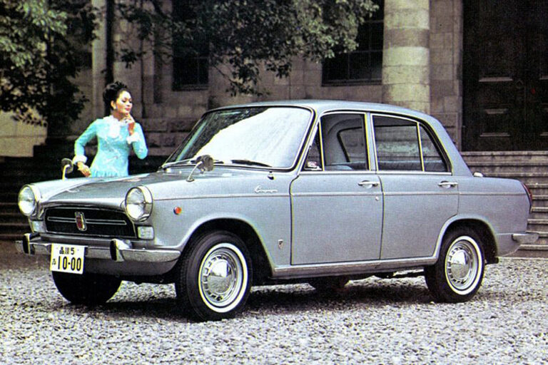 Bilar från A till Ö: Compagno – en kompis från förr