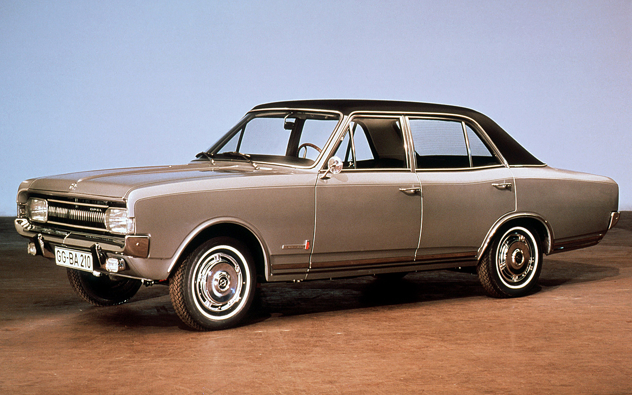 Bialr från A till Ö: Commodore – Opels ordergivare
