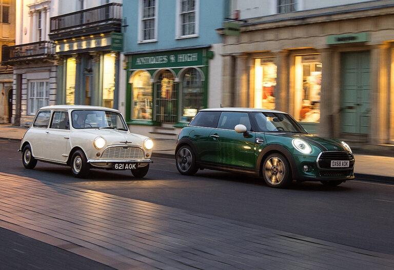 Bilar från A till Ö: Cooper – familjen fart