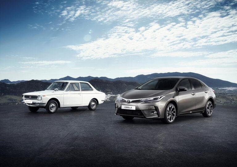 Bilar från A till Ö: Corona och Corolla – kronföljarna