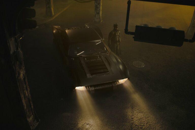 Batmans bästa bilar