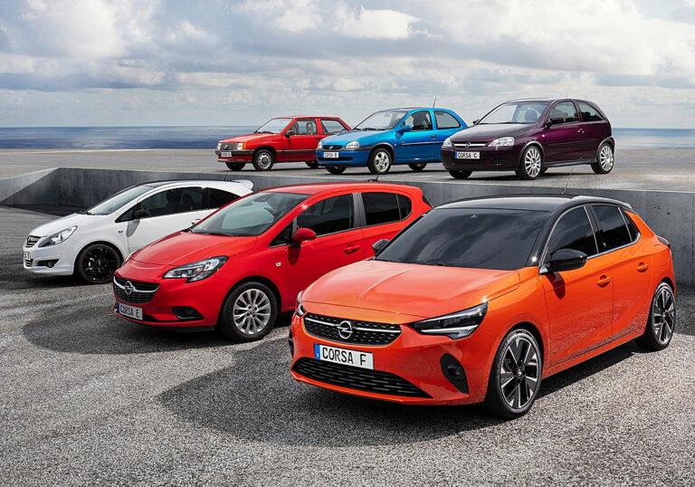 Bilar från A till Ö: Corsa klarade konkurrensen