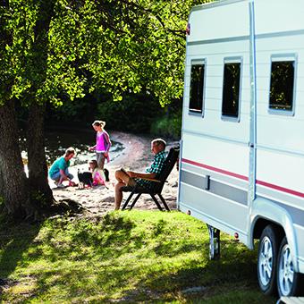 Camping i Umeå 2020