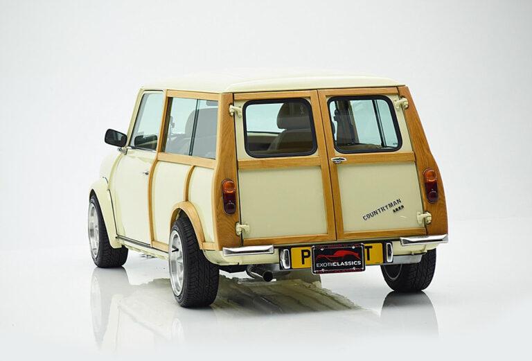 Bilar från A till Ö: Bondbilen Countryman
