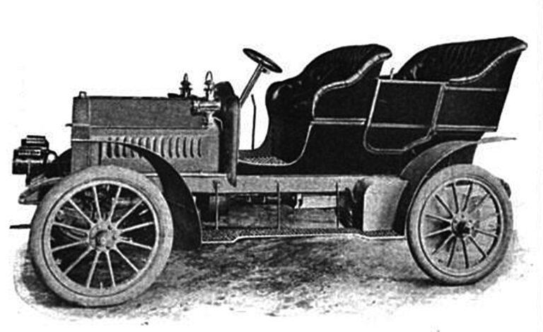 Bilar från A till Ö: Crawford – kråk-åken