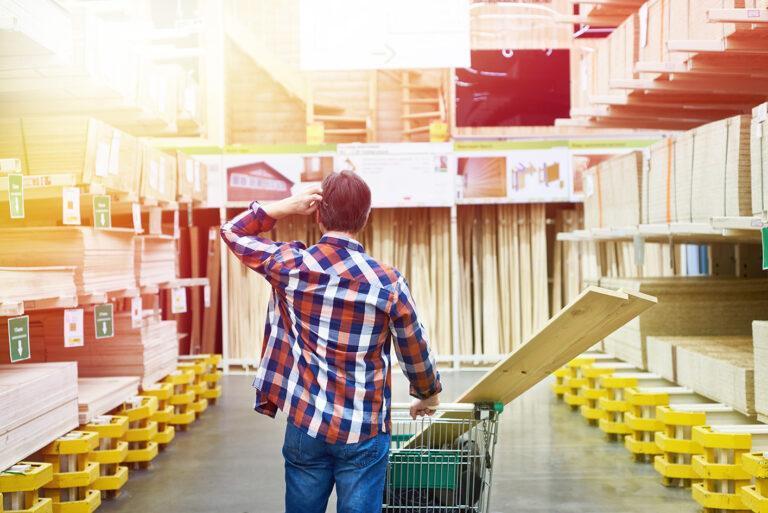 Rekordsommar för bygghandeln