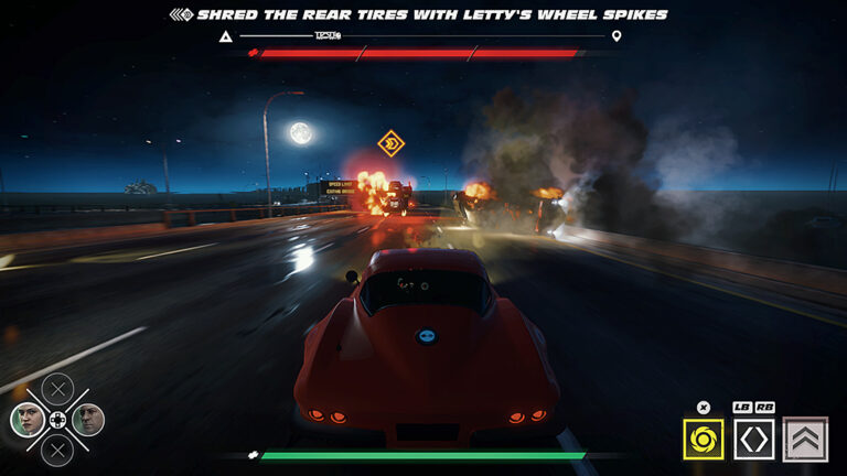 Spel: Fast & Furious Crossroads