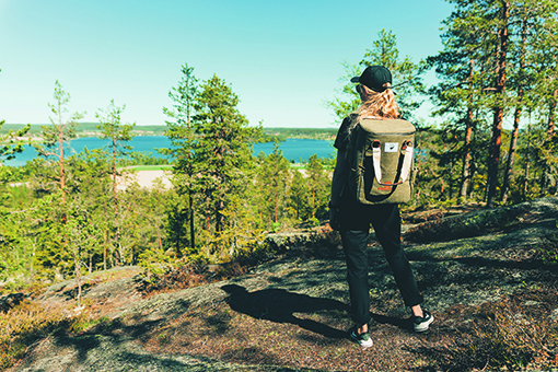 Svensk natur lockar