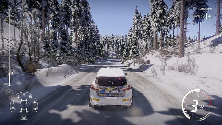 Spel: WRC 9