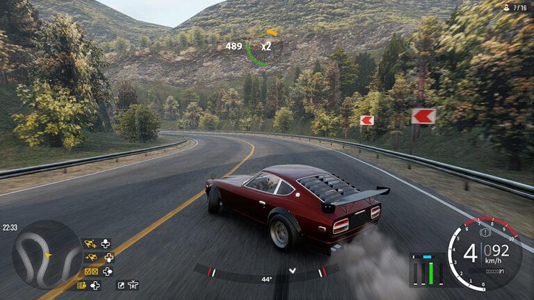 Spel: CarX Drift Racing Online