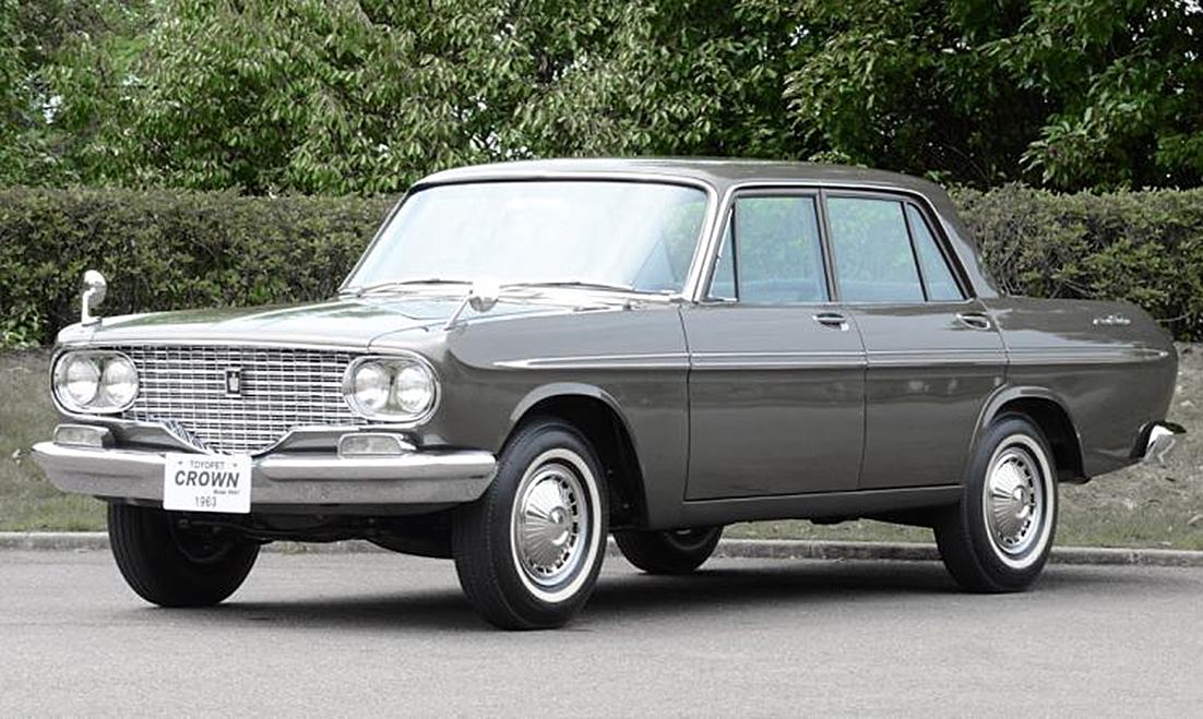 Bilar från A till Ö: Crown – namnet är huvudsaken