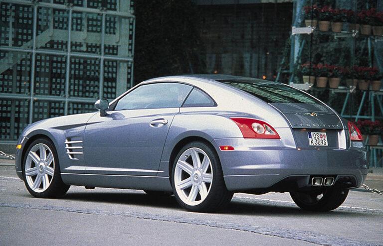 Bilar från A till Ö: Crossfire – Chrysler-kryssaren