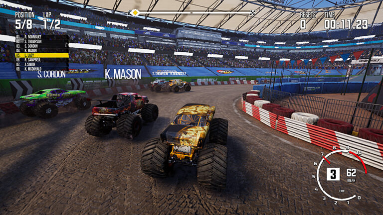 Spel: Monster Truck Championship