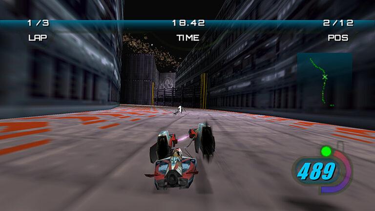 Spel: Star Wars Episode I Racer