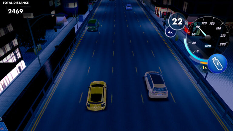 Spel: Street Racer Underground