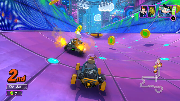 Spel: Nickelodeon Kart Racers 2: Grand Prix