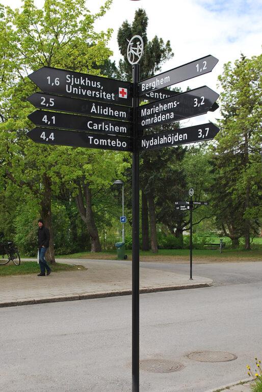 Fördelar och nackdelar med Umeås stadsdelar