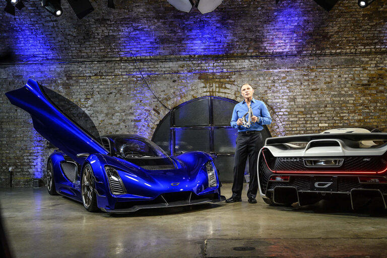 Bilar från A till Ö: Czinger – från åklagare till superbilstillverkare