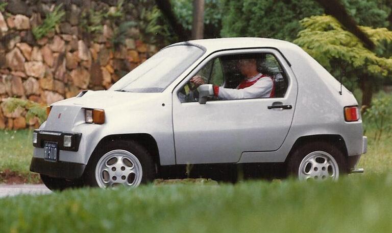 Bilar från A till Ö: Dacon – liten bil i stort land