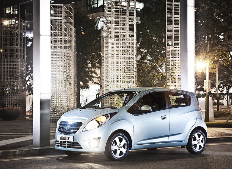 Bilar från A till Ö: Daewoo och Daihatsu – stora gubbars bilar