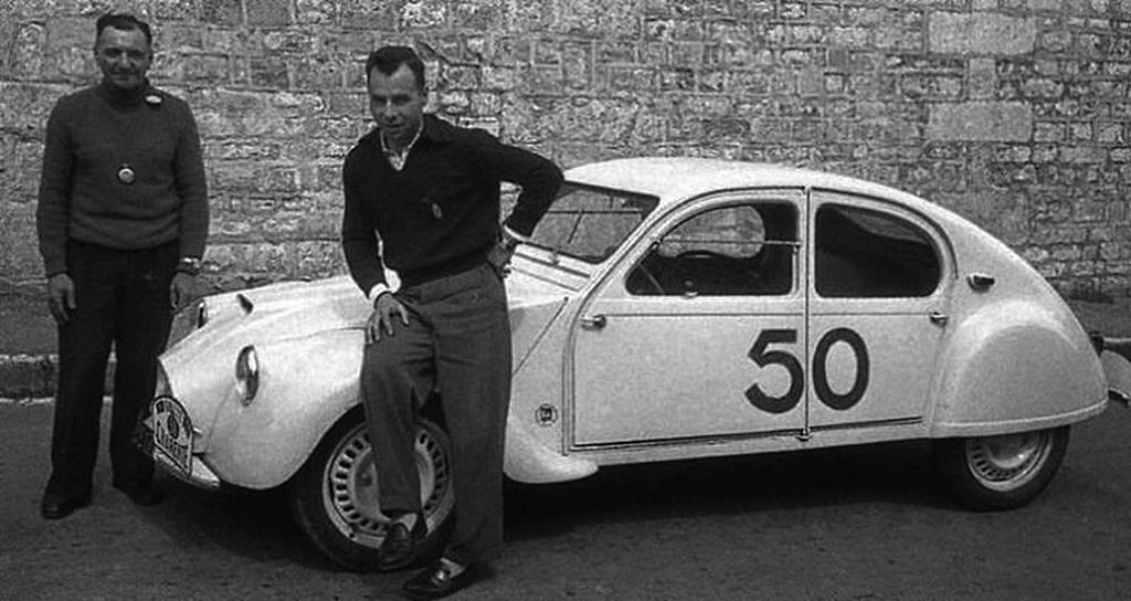 Bilar från A till Ö: Dagonet och De Pontac satte sportbilar på sina CV
