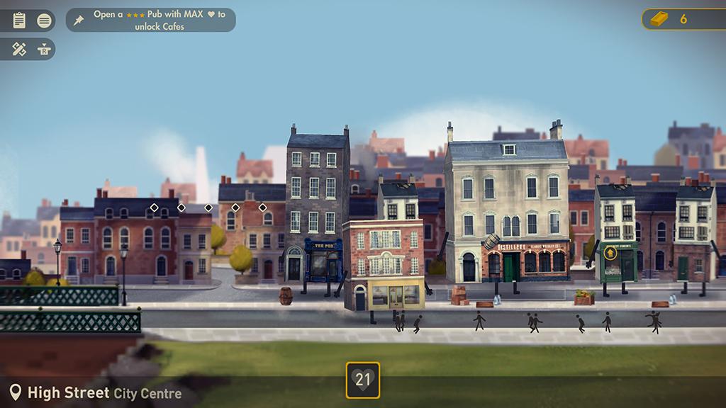 Spel: Buildings Have Feelings Too!