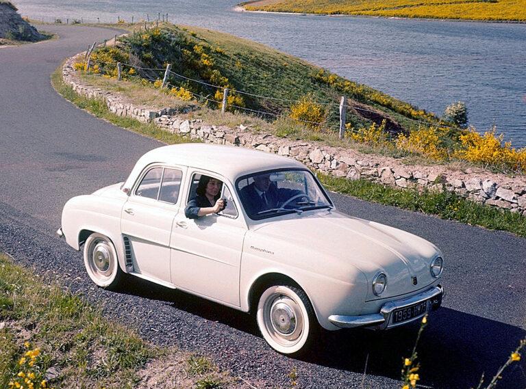 Bilare från A till Ö: Dauphine hörde till hovet, inte havet