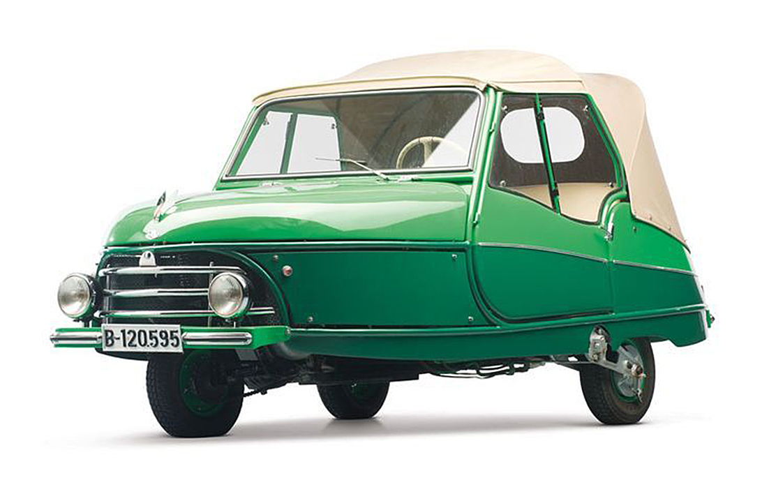 Bilar från A till Ö: David: Bob-bilen från Barcelona