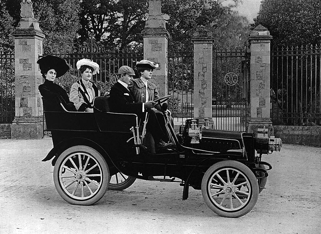 Bilar från A till Ö: De bilar som började på De