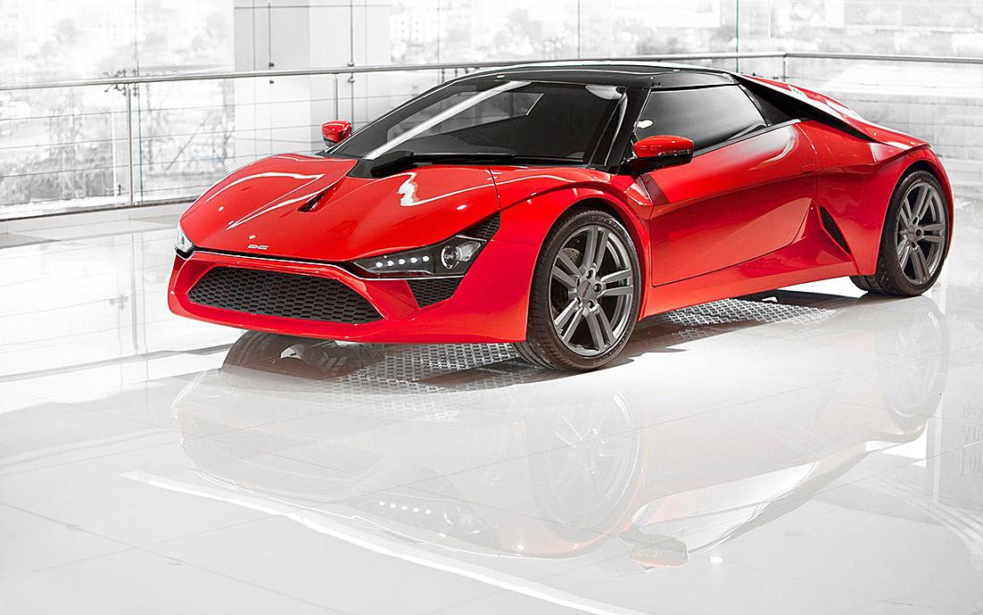 Bilar från A till Ö: DC – djärv coupé