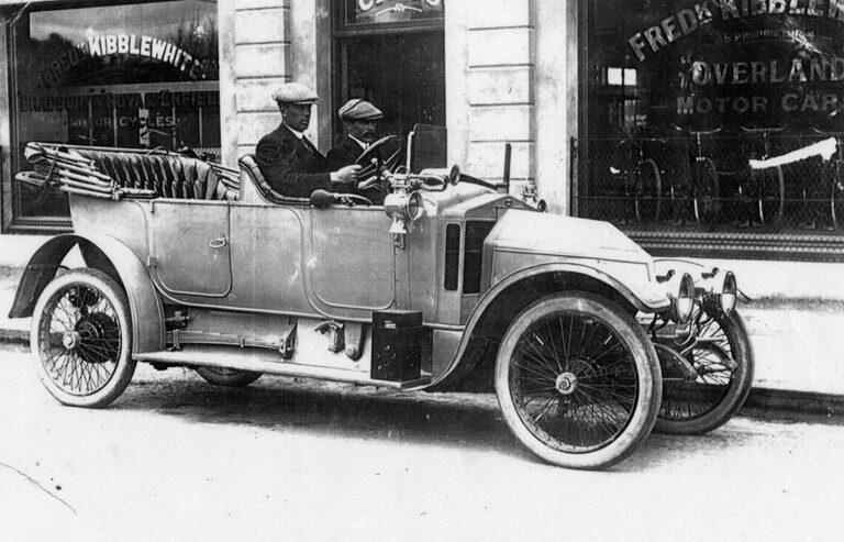 Bilar från A till Ö: Deasy – Éire-efternamn blev brittiskt bilmärke
