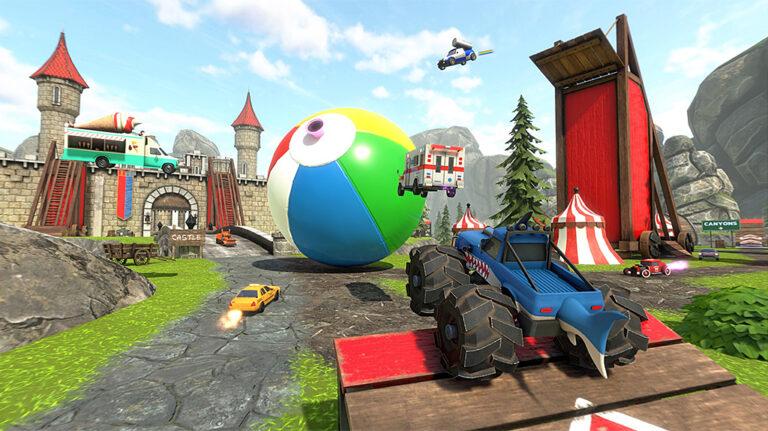 Spel: Crash Drive 3