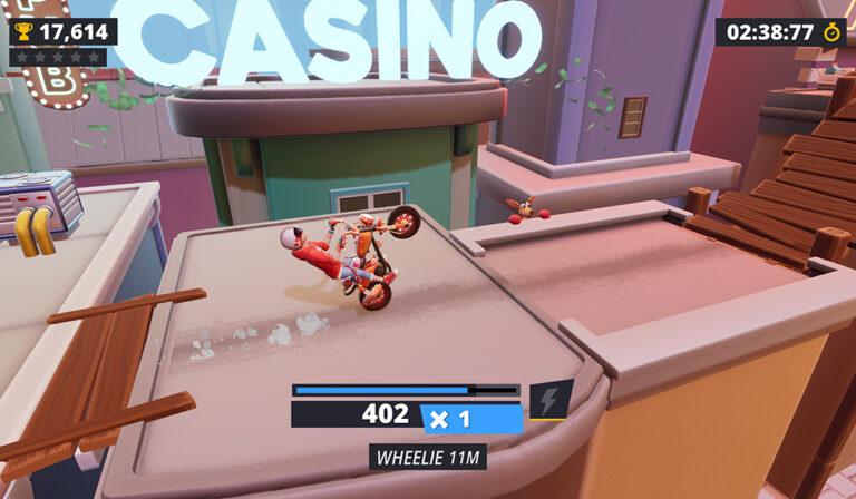 Spel: Urban Trial Tricky