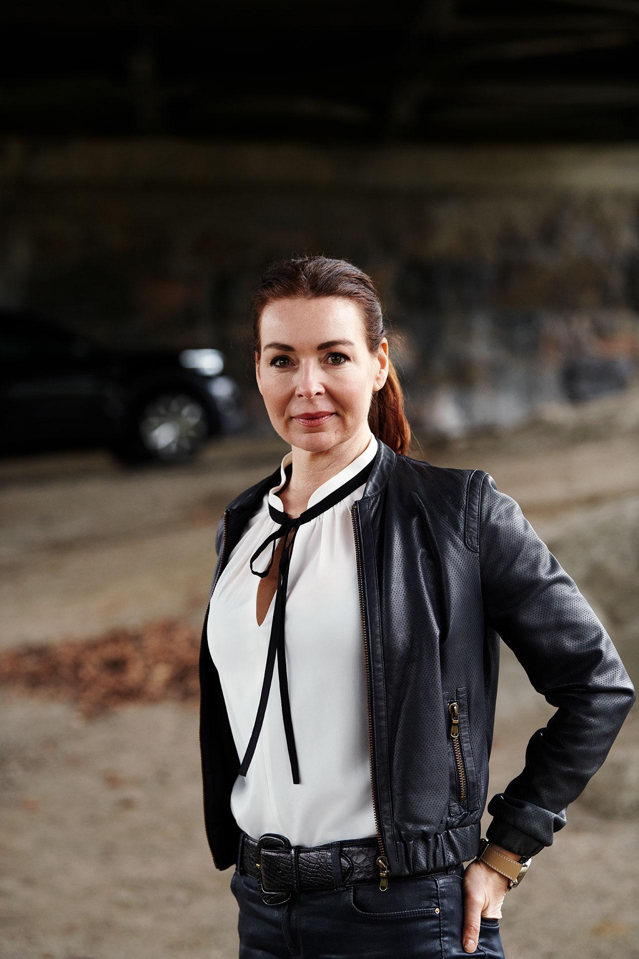 Livet är ett äventyr för Renata Chlumska