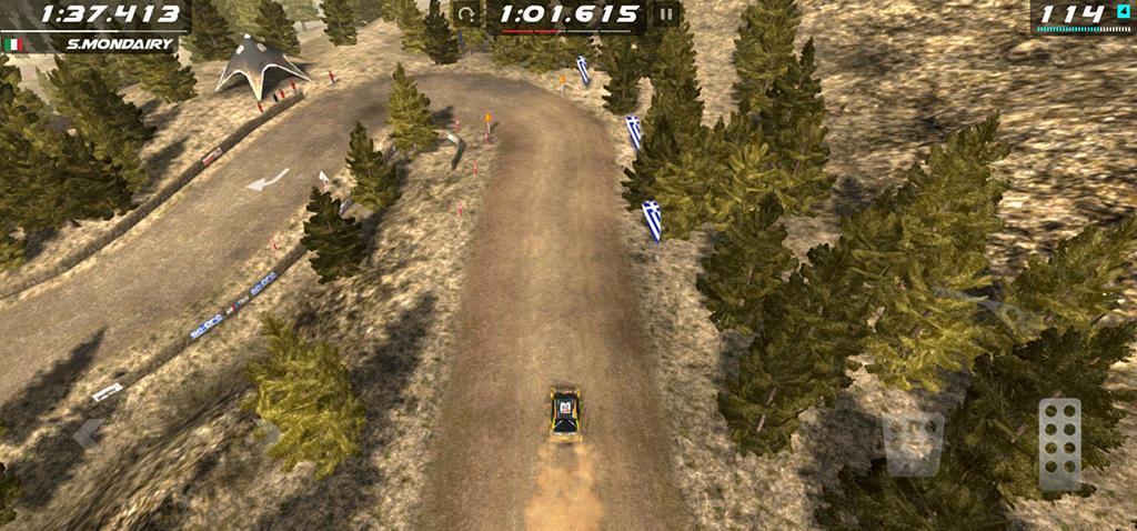 Spel: Rush Rally Origins