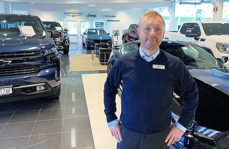 Umeås bilhandlare är redo för MRF-dagen