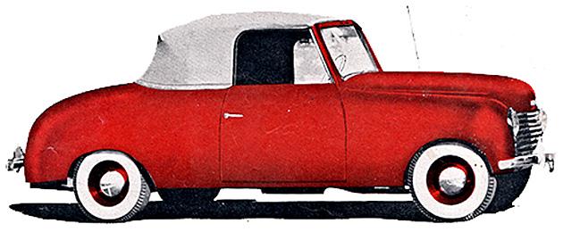 Bilar från A till Ö: Av Del Mar och Delcar finns ingen del kvar