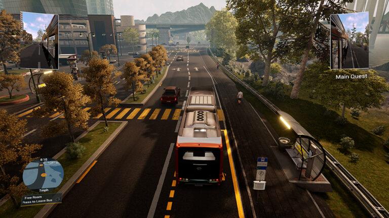Spel: Bus Simulator 21