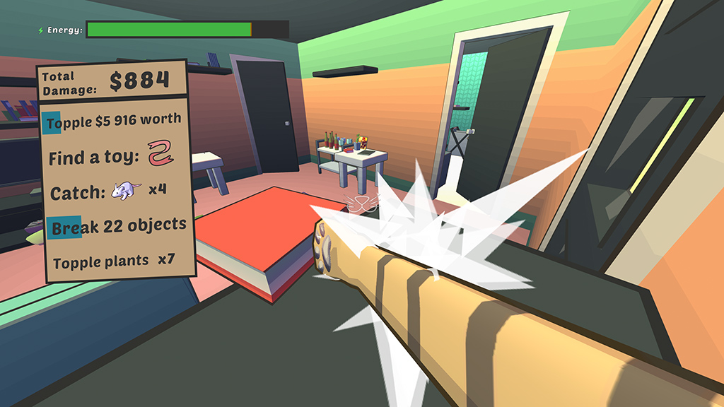 Spel: Catlateral Damage: Remeowstered