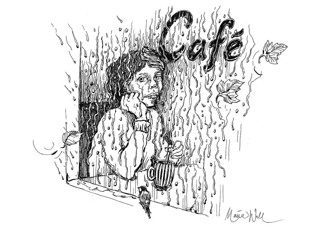 Det finns alltid en anledning att gå på café