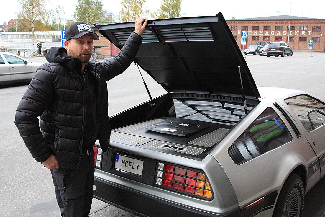Bilar från A till Ö: DeLorean DMC-12 – tidsmaskinen