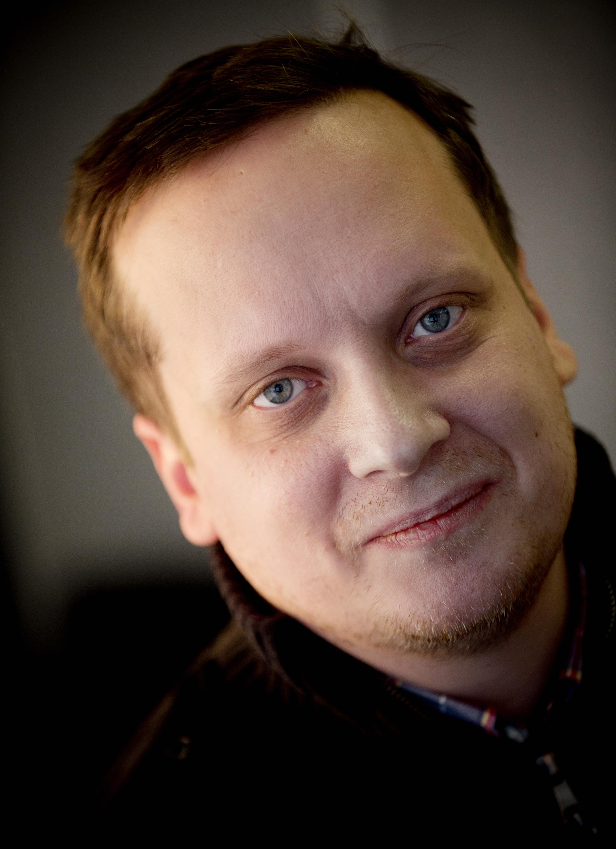 Fredrik Jönsson, folkbladet