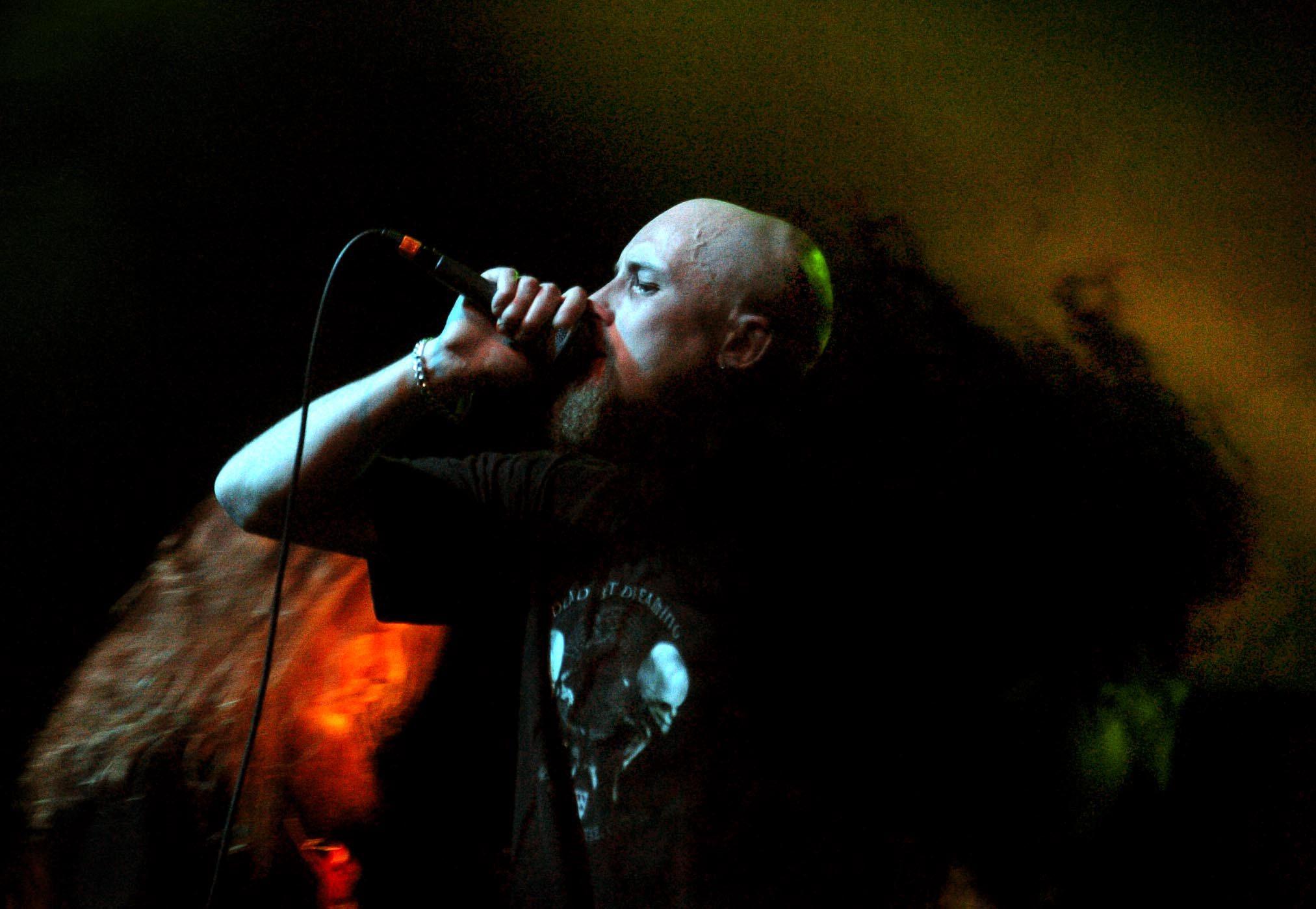 Hultsfredsfestivalen 2004, Meshuggah.